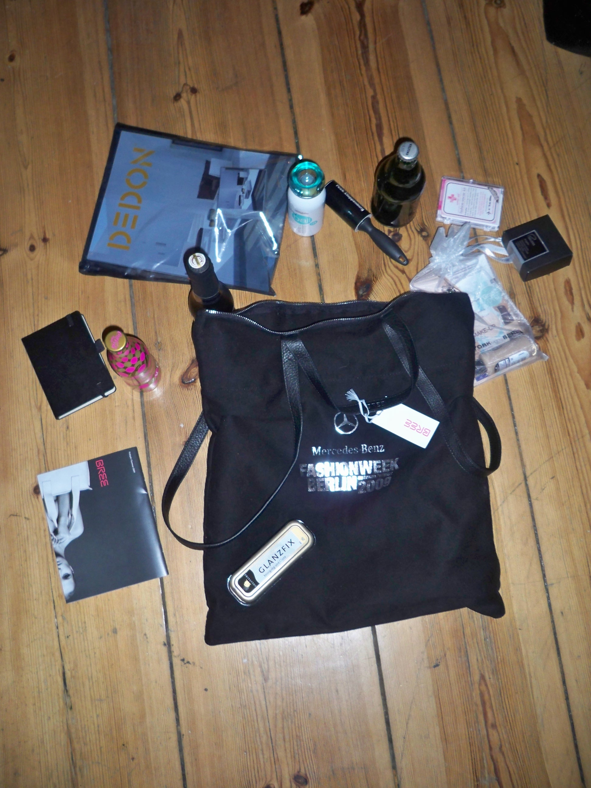 Fashion Week Bag