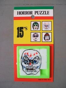horror puzzle