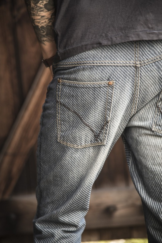 sustainable fashion jeans