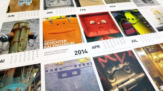 Philip Sieht Gesichert Kalender